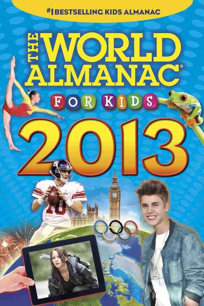 The World Almanac for Kids 2013 (Paperback)