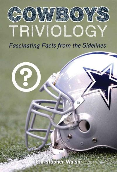 Cowboys Triviology (Paperback)