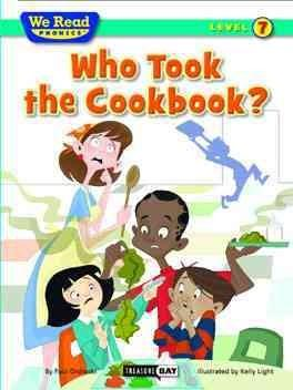 Who Took the Cookbook? (Paperback)