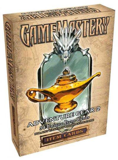 Adventure Gear 2: Game Mastery (Cards)