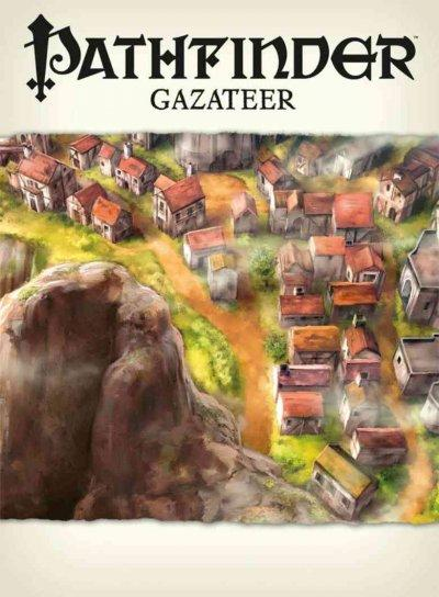 Pathfinder Chronicles Gazetteer (Paperback)