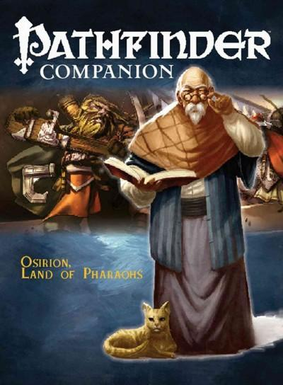 Pathfinder Companion: Osirion, Land of Pharaohs (Paperback)