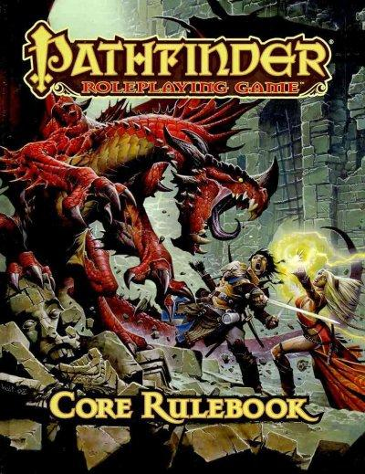Pathfinder Roleplaying Game: Core Rulebook (Hardcover) - Thumbnail 0