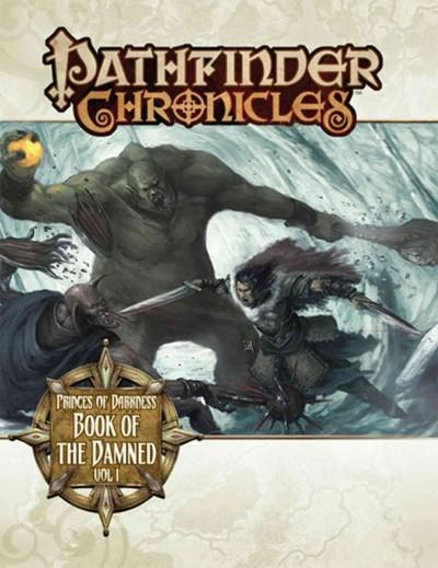 Pathfinder Chronicles Book of the Damned: Princes of Darkness (Paperback)