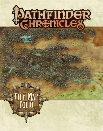 City Map Folio (Sheet map)