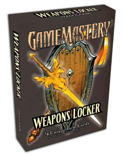 Weapons Locker (Cards)
