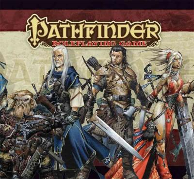 Pathfinder Roleplaying Game Gm Screen (Game) - Thumbnail 0