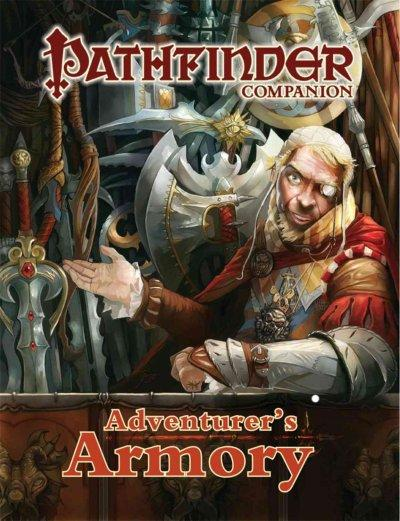 Pathfinder Companion Adventurer's Armory (Paperback) - Thumbnail 0