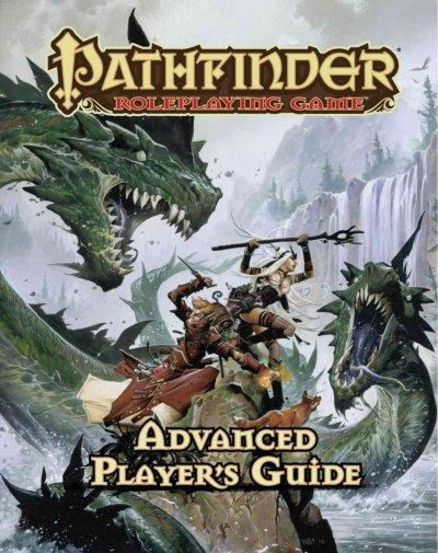 Pathfinder Advanced Player's Guide (Hardcover) - Thumbnail 0