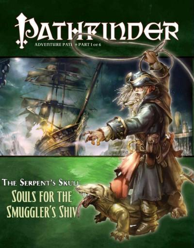 Serpent's Skull: Souls for Smuggler's Shiv (Paperback)