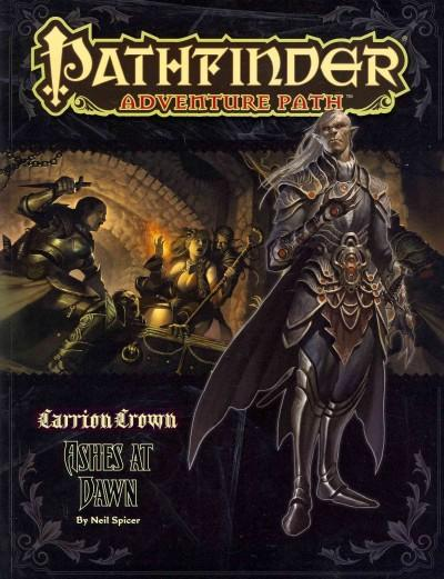 Carrion Crown: Ashes at Dawn (Paperback)