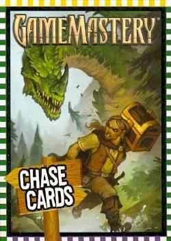 Gamemastery Chase Cards: Dungeon Forest Urban (Cards)