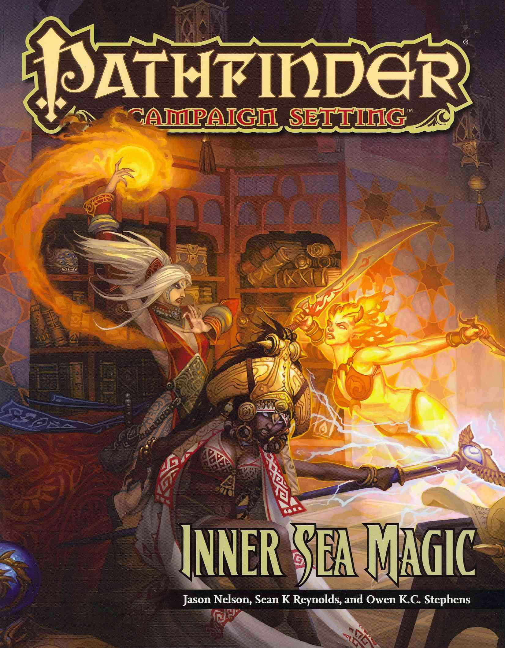 Inner Sea Magic (Paperback)
