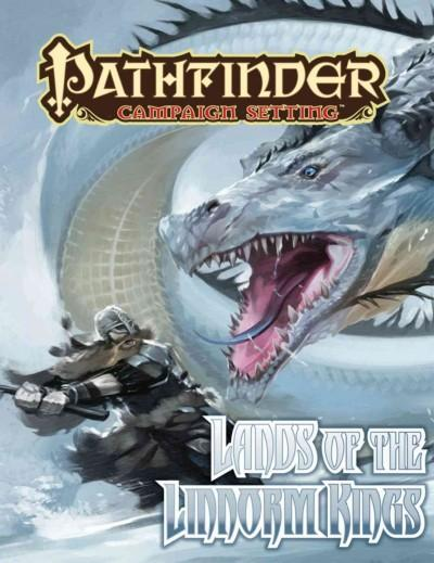 Pathfinder Campaign Setting: Lands of the Linnorm Kings (Paperback)