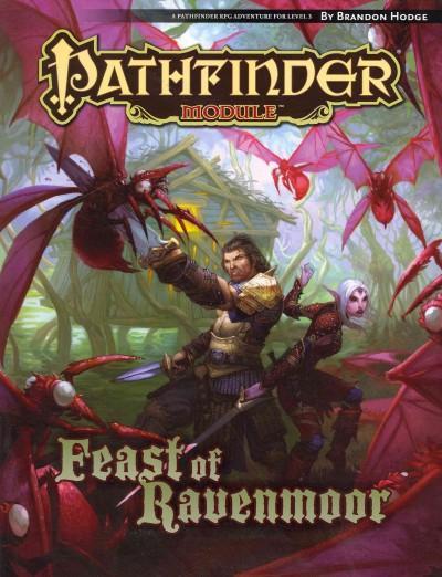 Pathfinder Module: The Feast of Ravenmoor (Paperback)