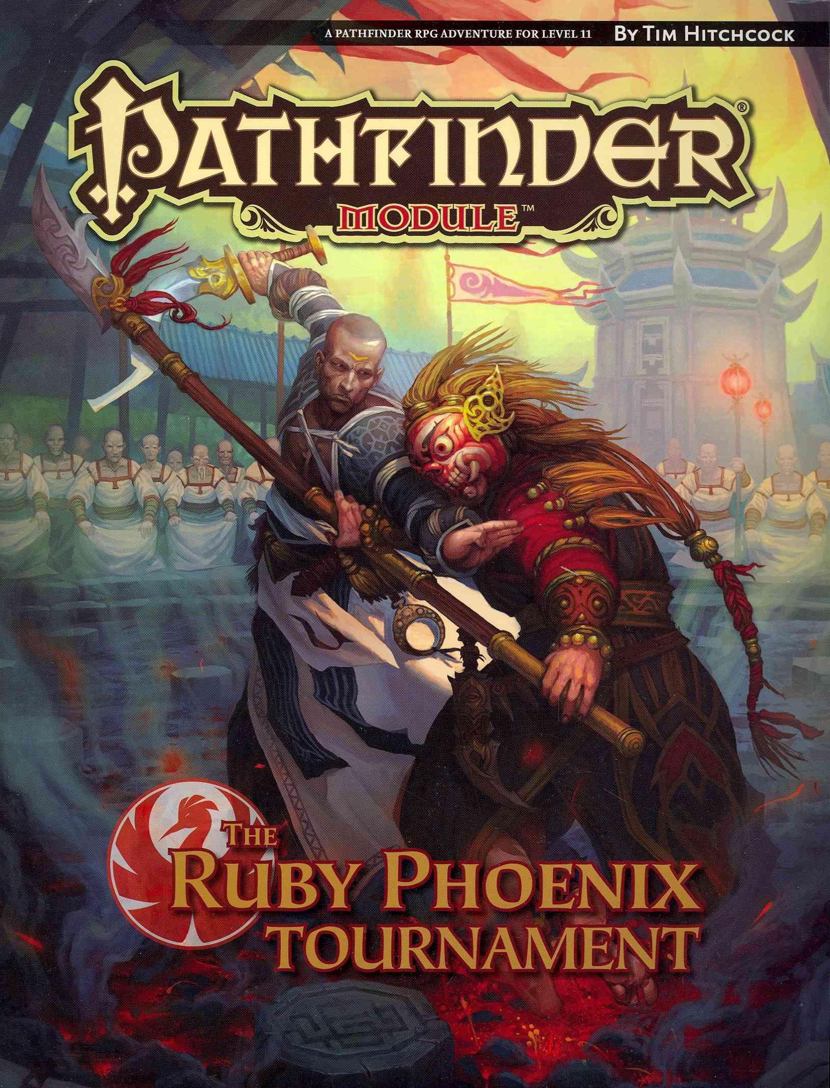 The Ruby Phoenix Tournament (Paperback)