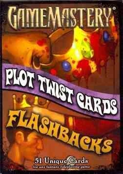 Gamemastery Plot Twist Cards: Flashbacks (Cards)