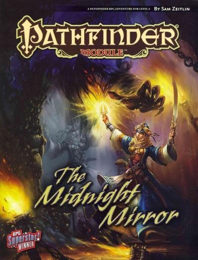 The Midnight Mirror (Paperback)
