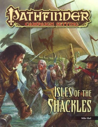 Isle of the Shackles (Paperback)