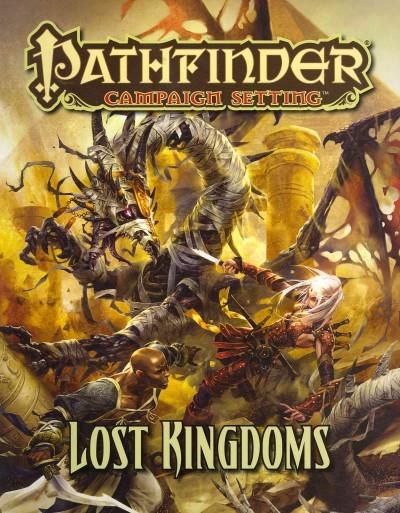 Lost Kingdoms (Paperback)