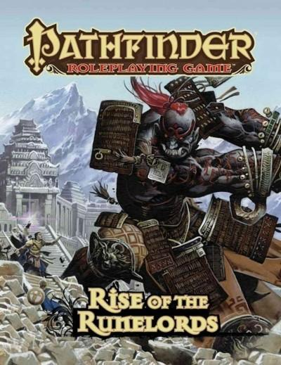 Rise of the Runelords (Hardcover) - Thumbnail 0