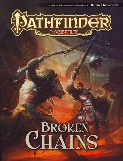 Broken Chains (Paperback) - Thumbnail 0