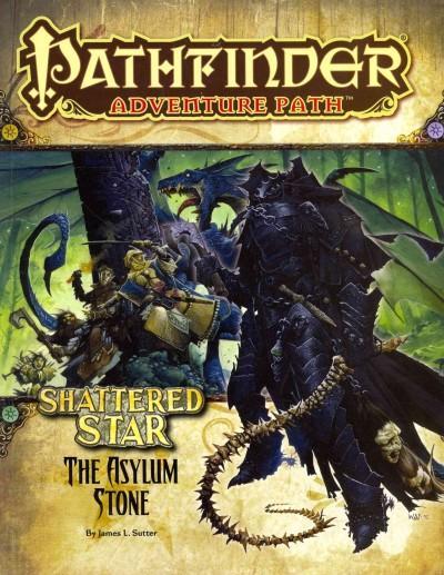 Shattered Star: The Asylum Stone (Paperback)