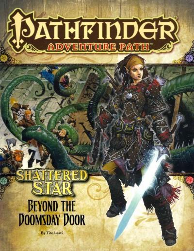 Shattered Star: Beyond the Doomsday Door (Paperback)