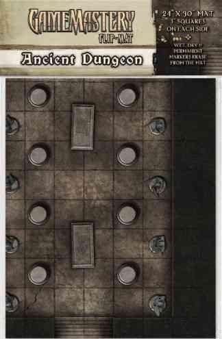Ancient Dungeon Flip-Mat (Game)