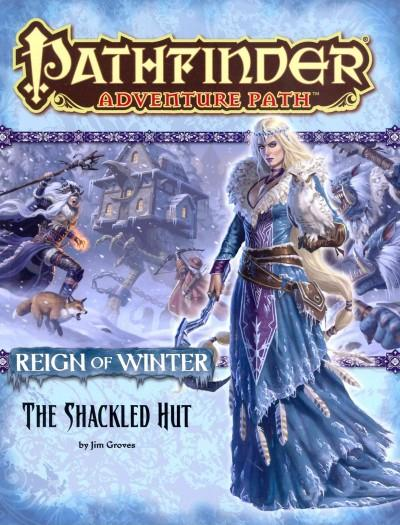 Reign of Winter: The Shackled Hut (Paperback)