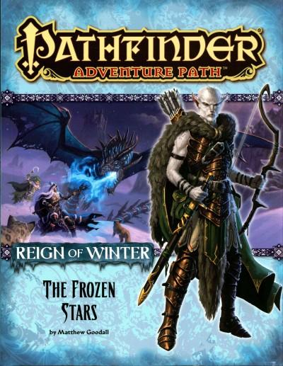 Reign of Winter: The Frozen Stars (Paperback)