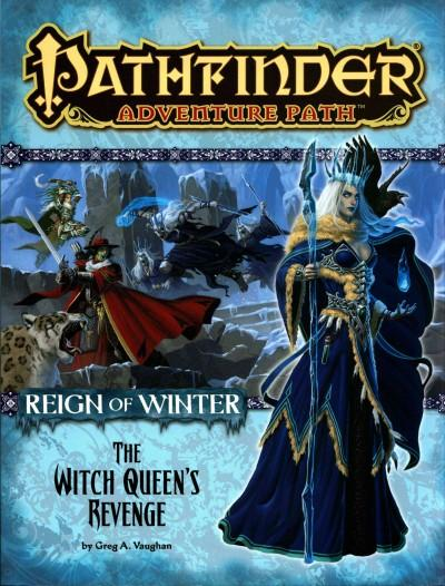 The Witch Queen's Revenge (Paperback)
