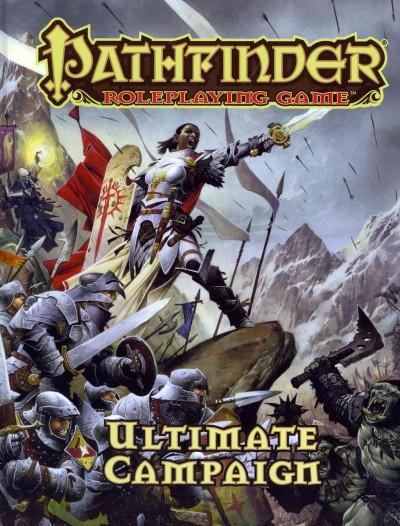 Pathfinder Roleplaying Game Ultimate Campaign (Hardcover) - Thumbnail 0