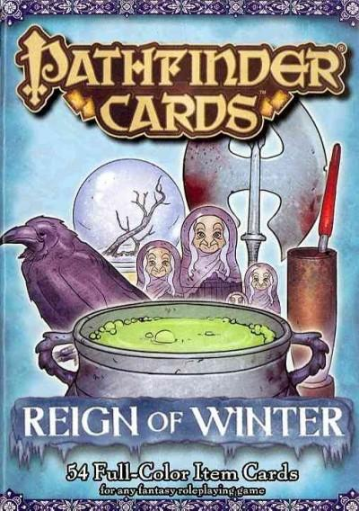 Reign of Winter (Cards) - Thumbnail 0