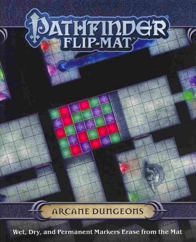 Arcane Dungeons (Paperback)