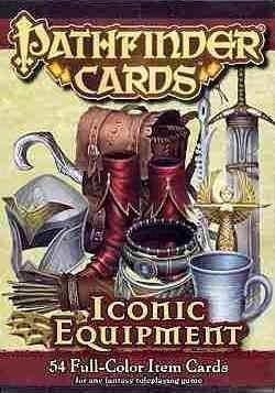 Iconic Equipment (Cards)