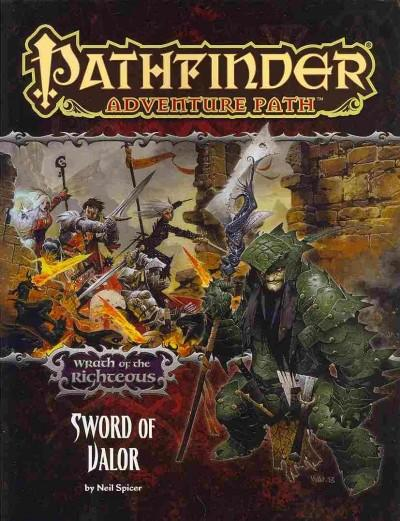 Wrath of the Righteous 2: Sword of Valor (Paperback)