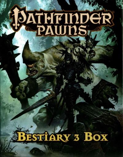 Pathfinder Pawns: Bestiary 3 Box (Game)