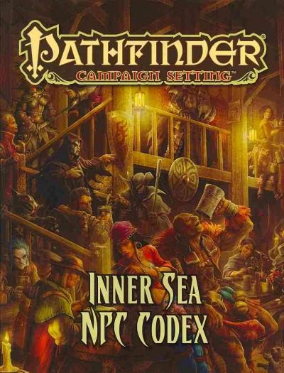 Pathfinder Campaign Setting: Inner Sea NPC Codex (Game)
