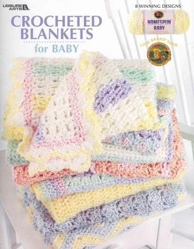 Crochet Blankets for Baby (Paperback)