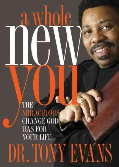 A Whole New You: The Miraculous Change God Has for Your Life (Paperback)