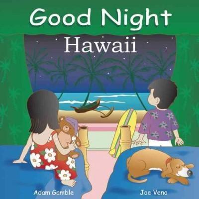 Good Night Hawaii (Board book)