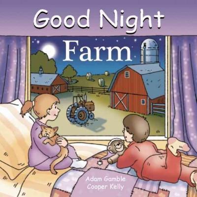 Good Night Farm (Board book)