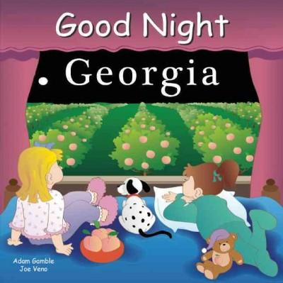 Good Night Georgia (Board book)