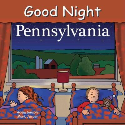 Good Night Pennsylvania (Board book)