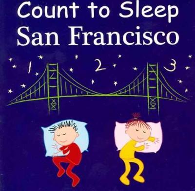 Count to Sleep San Francisco (Board book)