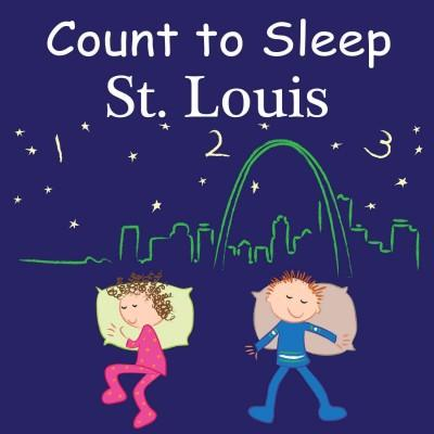 Count to Sleep St. Louis (Board book)