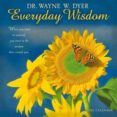 Everyday Wisdom 2013 Calendar