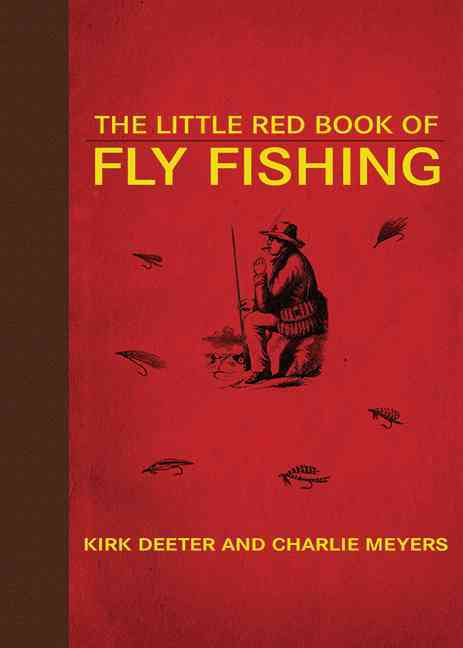 The Little Red Book of Fly Fishing (Hardcover)