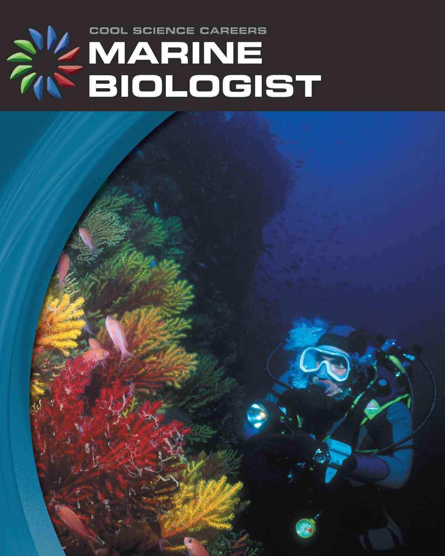 Marine Biologist (Hardcover)